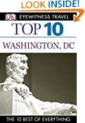 Top 10 Washington DC (EYEWITNESS TOP 10 TRAVEL GUIDES)