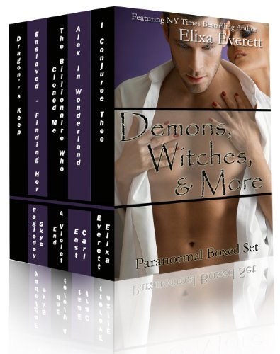 Elixa Everett - Demons, Witches, Dragons and More Paranormal Romance Boxed Set (6 book boxed set) (English Edition)