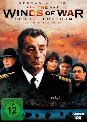The Winds of War - Der Feuersturm [5 DVDs]