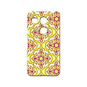 BLUEDIO Designer 3D Printed Back case cover for LG Nexus 5X - G3485