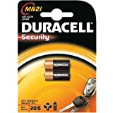 Duracell MN21, A23, K23A, LRV08, Alkaline Battery 12v, Pack Of 2
