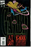 """Gambit #1: Co-Starring the X-Men in """"Tithing"""""""