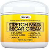 Stretch Mark & Scar Removal Cream - #1 Intensive Stretch Mark & Scar Treatment - Get Rid of Stretch Marks From Pregnancy - Works on New and Old Scars and Stretch Marks. 100% Satisfaction Guaranteed!