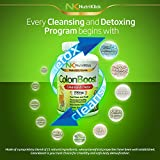 Nutriklick - Detox & Cleanse - Digestive system - Weight Loss - Energy Boost - Gentle & Safe 15 Day program - Enriched with Probiotic & Bentonite Clay - Natural Toxin Removal - Optimum Strength 700mg