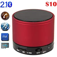 BS Enterprise N198 Music Box Portable Bluetooth Multimedia Speaker With Pen Drive/Sd Card Mobile/Tablet/PC Speaker...
