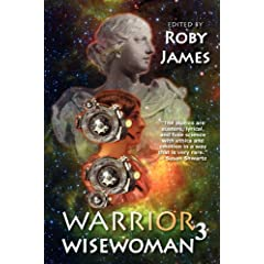 Warrior Wisewoman 3 by RoJames