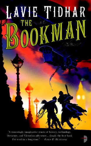Bookman, The (Angry Robot) by Lavie Tidhar