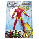 Iron Man Avengers Mighty Battlers 6-inch Action Figure