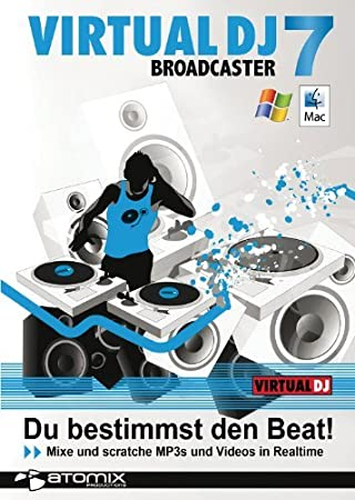 Virtual DJ 7 Broadcaster Bundle [Mac & PC Bundle] [Download]