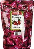 Trader Joe's Freeze Dried Strawberries Unsweetened & Unsulfured 1.2oz
