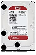 """4TB wd Red NAS Hard Disk Drives 3.5"""" WD40EFRX Western Digital SATA 6 Gb/s IntelliPower RPM 64 MB Cache 4 TB: Amazon.in: Computers & Accessories"""