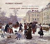 echange, troc  - Florent Schmitt : Oeuvres pour piano à quatre mains