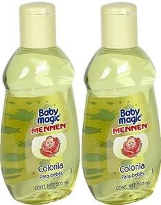 Amazon.com: Baby Magic Baby Cologne 2 Bottles 2 Botellas- Colonia