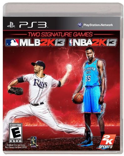 Games 2K Sports Combo Pack  MLB2K13NBA2K13  Playstation 3
