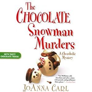 The Chocolate Snowman Murders Audiobook