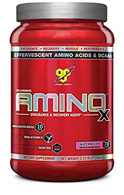 BSN AMINO X Supplement, 2.23 lb (70 Servings)