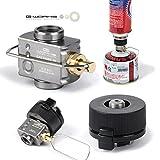 カートリッジの交換機 OD缶用 CB缶用 +KOVEA Adapter