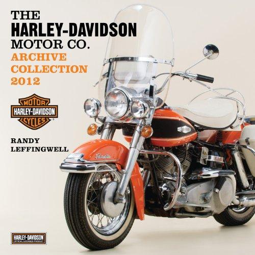 Harley davidson motor co archive 2012 for Harley davidson motor co