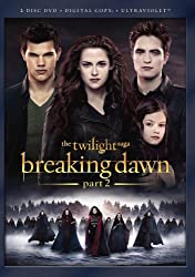 The Twilight Saga: Breaking Dawn Part 2 [DVD + Digital Copy + UltraViolet]