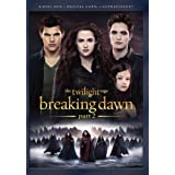 The Twilight Saga: Breaking Dawn - Part 2 [DVD + Digital Copy + UltraViolet] ~ Kristen Stewart
