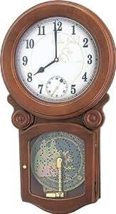 シチズン となりのトトロ 掛け時計 ディスクオルゴールクロック トトロM761N 4MH761MN06