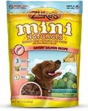 Zukes's Mini Naturals Healthy Moist Training Treats Salmon (Pack of 3)
