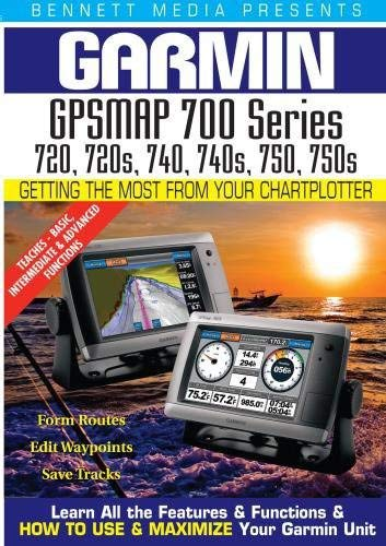 DVD : Garmin Gps Map 720 720s 740 740s 750 750s