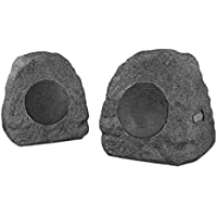 Innovative Premium 5W Bluetooth Outdoor Rock Speakers (Black)