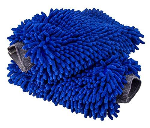 ultimate-car-wash-mitt-2-pack-extra-large-size-premium-chenille-microfiber-wash-mitt-wash-glove-lint