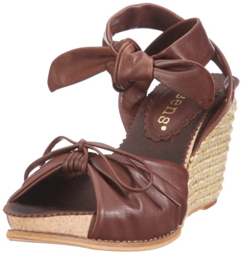Neosens RONDINELLA Fashion Sandals Womens Brown Braun (SOFTY COFFEE) Size: 5 (38 EU)
