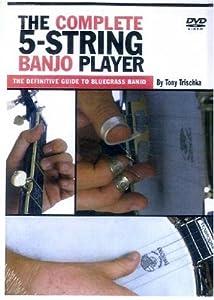 Complete 5-String Banjo Player