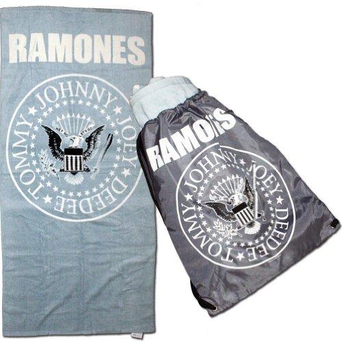 Ramones - Seal Beach Towel & Bag Combo