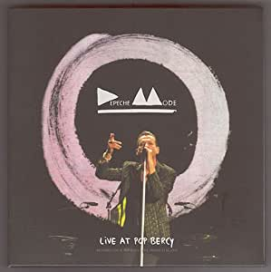 Live at POP Bercy, PARIS 2014 (Delta Machine Tour) DIGIPAK