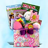 Fun and Activity Filled Easter Gift Basket for Kids