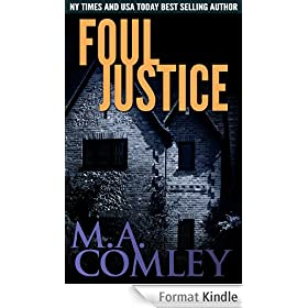 Foul Justice (Justice series Book 4) (English Edition)