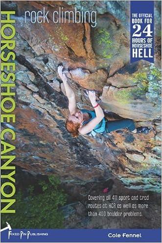 Rock Climbing Horseshoe Canyon