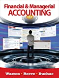 Financial & Managerial Accounting (Available Titles Aplia)
