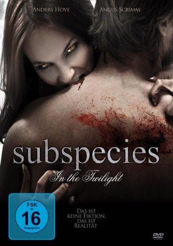 Subspecies: In the Twilight