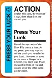Fluxx Press Your Luck Promo Game Card (ACTION) Works with All Fluxx Games!