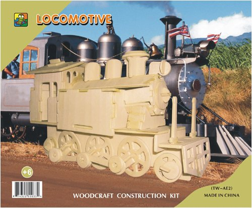 Cheap China Towins Gifts & Toys 3D WOODEN PUZZLE-LOCOMOTIVE (B0036LY67I)