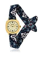 Rich Gone Broke Reloj de cuarzo Woman BLUE AMMAN 35 mm