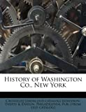 img - for History of Washington Co., New York book / textbook / text book