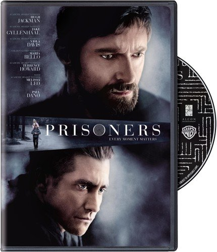 DVD : Prisoners (Full Frame, Ultraviolet Digital Copy, Eco Amaray Case, , Dolby)