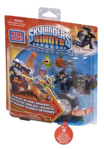 Mega Bloks - Skylanders - Terrafin's Battle Portal - 1