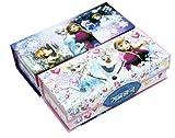 アナと雪の女王 可愛い筆箱 鏡付き 子供用 pencilcase ペンケース Frozen フローズン アナ エルサ オラフ キャラクター 922565 ウォルト・ディズニー Walt Disney Let It Go Anna Elsa Olaf 公式ライセンス商品 27-2 (PURPLE)