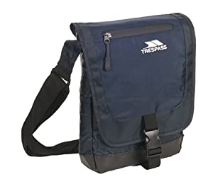 Trespass  Strapper Shoulder Bag - Navy Blue, 2.5 Litres