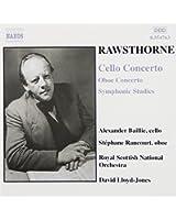 Rawsthorne/ctos Violoncelle