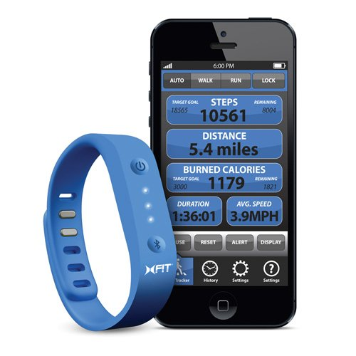 Xfit Band Fitness Tracker from XTREME - Fitnesstracker GPS ...
