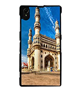PRINTSWAG CHARMINAR Designer Back Cover Case for SONY XPERIA Z1
