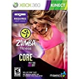Majesco 01794 Zumba Fitness Core for Xbox360 Kinect